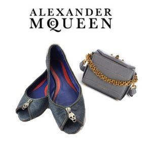 Alexander McQueen Flats